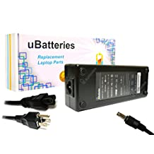 UBatteries AC Adapter Charger Toshiba Satellite P205-S6337 - 19V, 120W