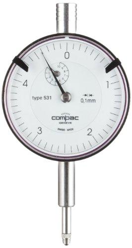 brown-sharpe-tesa-531-compac-dial-gauge-indicator-m25-thread-8mm-stem-dia-white-dial-0-25-5-reading-