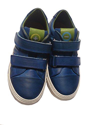 rondinella Sneaker mit Klettverschluss, blau, Gr. 30