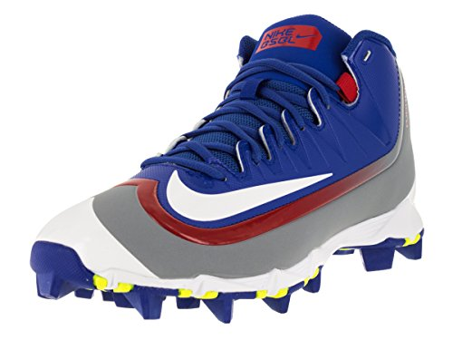 Nike Mens Huarache 2kfilth Keystone Mid Spel Royal / Universiteit Rood / Stealth / Wit Baseball Klamp 9 Mannen Ons