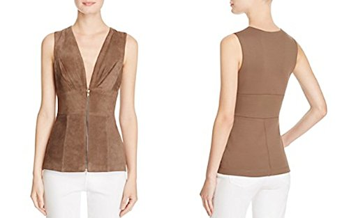 Bailey 44 Oryx Suede Top Sz Small by Bailey 44