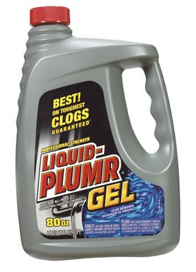 Clorox 00228 80 Oz Pro Strength Liquid-Plumr® Drain Cleaner
