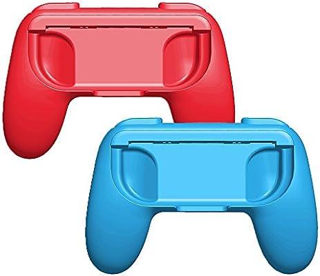 1 Par Agarre para Nintendo Switch joy con, Maneja la Manija del ...