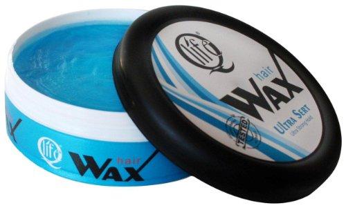 Q-life Hair Wax - Haarwachs - ultra starker Halt - 150ml