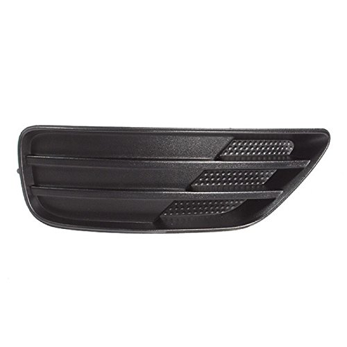 Ford Focus 4dr Sedan (CarPartsDepot 05 06 07 Ford Focus 4DR Sedan Fog Lamp Cover FO1039103 Outer Bumper Grille Right)