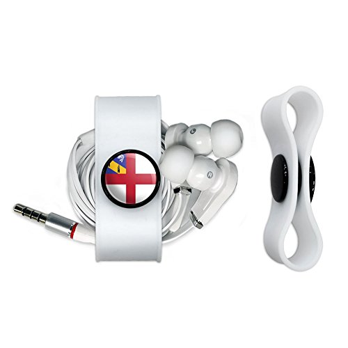herm-flag-headphone-earbud-cord-wrap-charging-cable-manager-wire-organizer-set-white