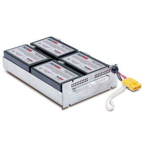 APC Smart-UPS 1500VA RM 2U DLA1500RM2U Compatible Replacement Battery Cartridge UPSBatteryCenter UPS Battery Center DLA1500RM2U-batt