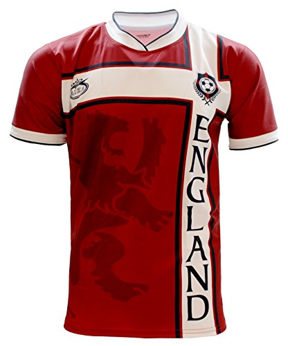 England Jersey Arza Design Home and Away (X-Large, Burgundy)