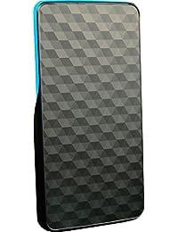 Calculadora científica SHARP el w535tgbbl con visualización WriteView, 4 líneas, Negro, Azul