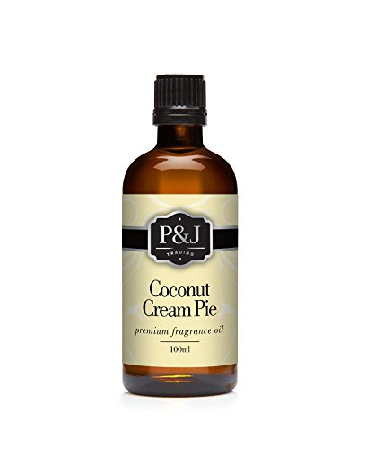Coconut Cream Pie Fragrance Oil - Premium Grade Scented Oil - 100ml/3.3oz