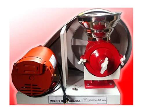 made-in-mexico-siemens-12-hp-motor-authentic-mexican-electric-feedflour-grain-cereals-coffee-wheat-wetdry-corn-mill-grinder-molinos-trituradores-electricos