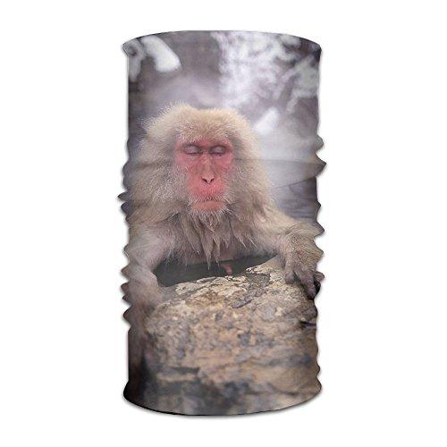 Headwear Headband Monkeys Geysers Head Scarf Wrap Sweatband Sport Headscarves For Men Women -