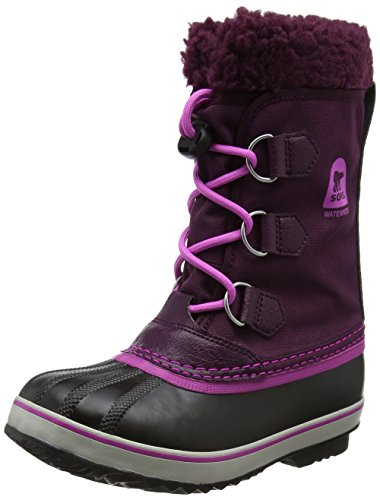 Sorel Girls' Yoot Pac Nylon, Purple Dahlia, Foxglove, for sale  Delivered anywhere in Canada