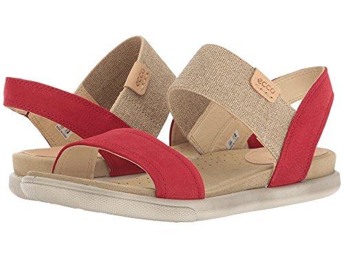 パウダーブルジョンパトロン[ecco(エコー)] レディースゴルフシューズ?靴 Damara Ankle Sandal