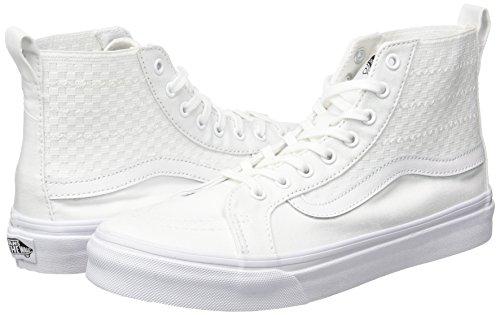 checker Slim Vans Sk8 Gore Bianco Donna Gore hi Running Scarpe OwUqg1