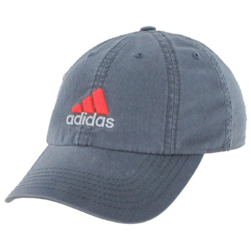 adidas Men's Weekend Warrior Cap, Bold Onix/Solar Red, One S
