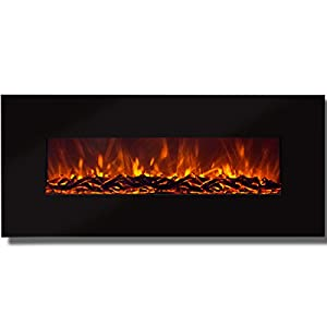Best Choice Products 50  Electric Wall Mounted Fireplace Heater Smokeless  Ventless Adjustable HeatAmazon com  Best Choice Products 50  Electric Wall Mounted  . Electric Wall Fireplace Heaters. Home Design Ideas