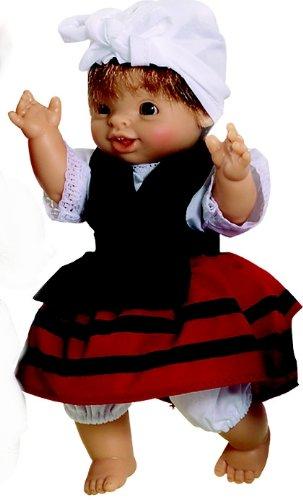 Amazon.es: Paola Reina 520 - Muñeca Vestida con el Traje ...
