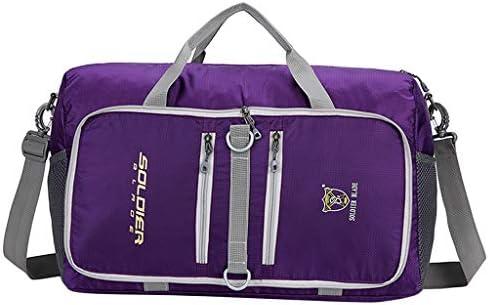 トートバッグ スポーツバッグ 折りたたみ 大容量 多機能 ジム 旅行 全6色