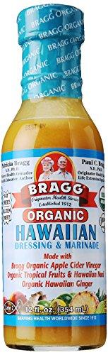 Bragg 074305033124 Hawaiian Dressing Marinade