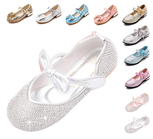 Kikiz Little Girl's Princess Dress Shoes 11 M US Little -