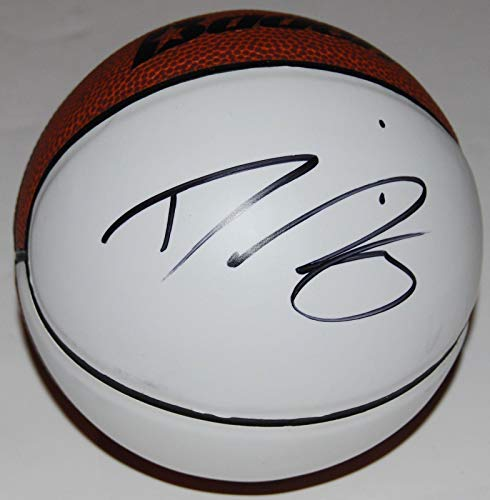 Diana Taurasi Autographed Basketball - PHOENIX MERCURY Mini white pannel W COA #3 - Autographed WNBA Basketballs