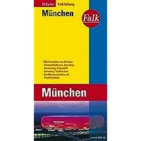 Falkplan Falk-Faltung München