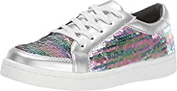 Reversible Rainbow Sequin Sneaker