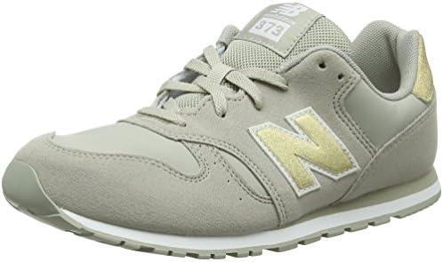 new balance sneaker 373 mit glimmer