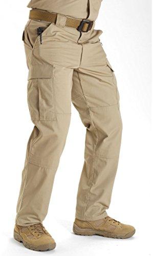Pantalones Negro 5 Caqui Tdu 11 Ripstop wC550Zq