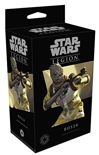Hell Expansion Pack - Fantasy Flight Games Sw Legion: Bossk Operative Expansion