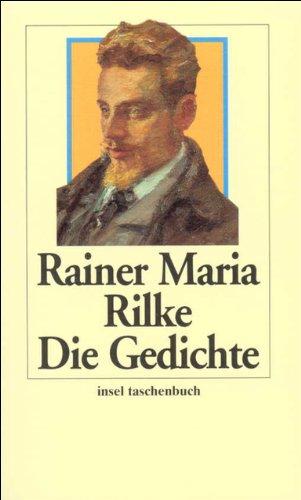 Die Gedichte: Nach der von Ernst Zinn besorgten Edition der »Sämtlichen Werke« (insel taschenbuch)