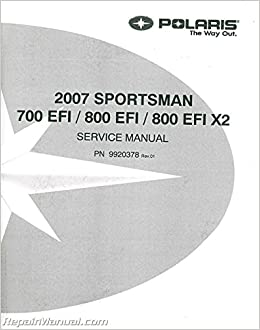 2005 polaris sportsman 800 efi owners manual