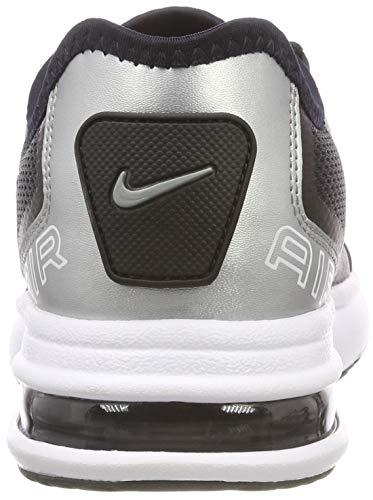 Chaussures 749865 Sport NIKE Femme Black de 600 002 Silver Metallic Noir white Ex1dIrd