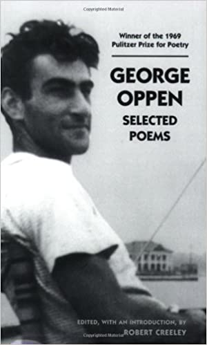 Book George Oppen: Selected Poems by George Oppen (2003-09-03)