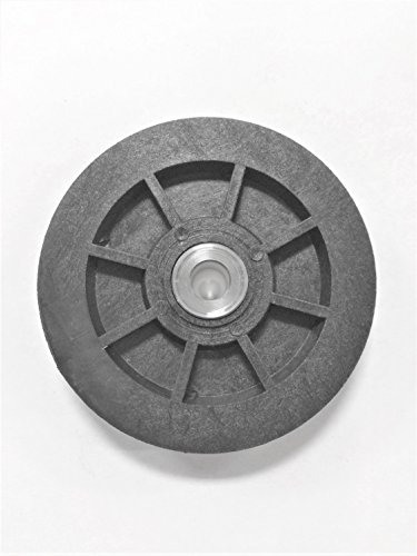 Lifetime Pulley Nylon Sheave with .3125 Inch ID Stainless Steel Bushing (3 Inch Outside Diameter) (Nylon Sheave)