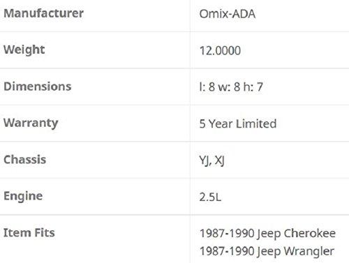Omix-Ada 17225.04 Alternator