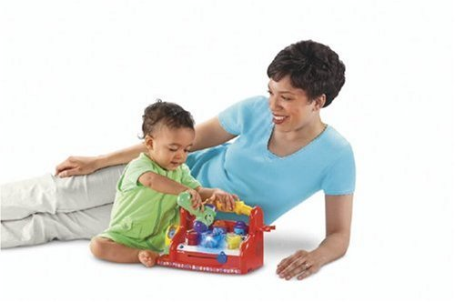 Fisher-Price Laugh & Learning Toolbench