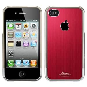 SGP iPhone 4 / 4S Case Linear Blitz Series [Red]