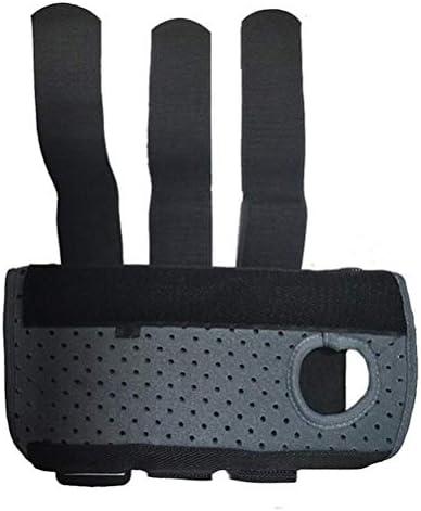 Heallily Handgelenkkompression 1 Stück Handgelenkstütze verstellbare Handgelenkstütze Schutz für Karpaltunnel Schmerzlinderung Arthritis Sehnenentzündung rechte Hand (Größe m grau)