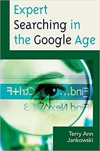 Buy Expert Searching in the Google Age (Medical Library Association