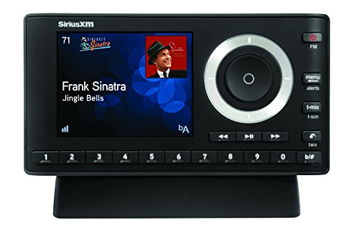 SiriusXM SXPL1H1 Onyx Plus Satellite Radio with Home Kit wit