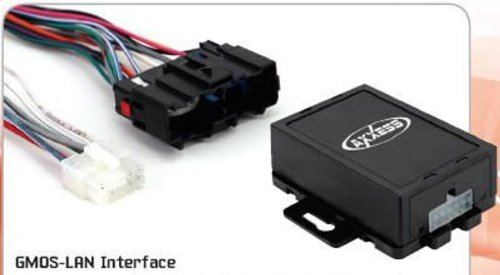 Brand New Metra Gm-lan-01 2006-2007 Chevrolet/gmc Lan Interface - Allows You to Retain Factory Lan Controls When Replacing Factory Radio by Metra