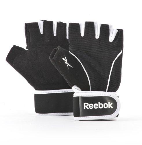 Reebok Men's Training Gloves - Black, Large