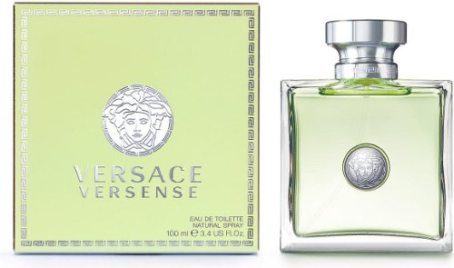 Versace Versense By Gianni Versace For Women Edt Spray 3.4 (Versace 3.4 Edt)