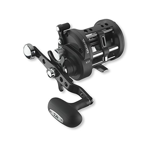 (Daiwa Saltist H-C 6.1:1 Levelwind Right Hand Casting Fishing Reel - STTLW30H-C)