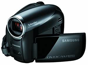 Samsung SC-DX205 Hybrid DVD & Flash Memory Camcorder w/34x Optical Zoom (Discontinued by Manufacturer)