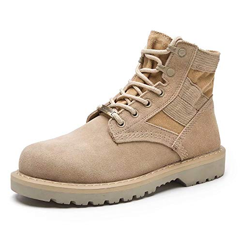 Boots Combat Military Army for Lace and Women Sand2 Boots Men KARKEIN Tactical Desert up Martin Boots Jungle ALgq1SSF
