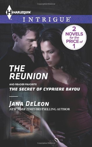 Reunion Cypriere Harlequin Intrigue Mystere Inheritance product image
