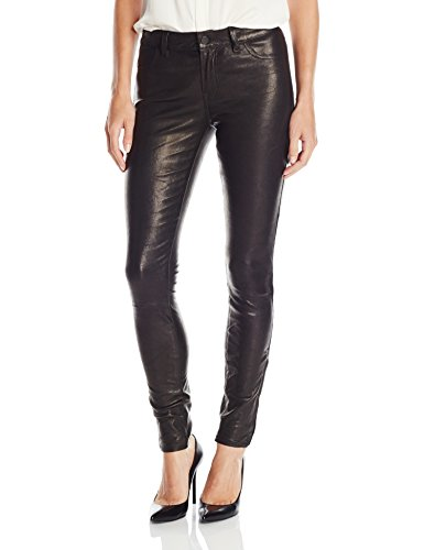J-Brand-Jeans-Womens-Mid-Rise-Stretch-Leather